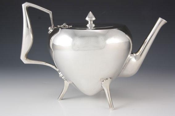 Christopher Dresser - Teapot